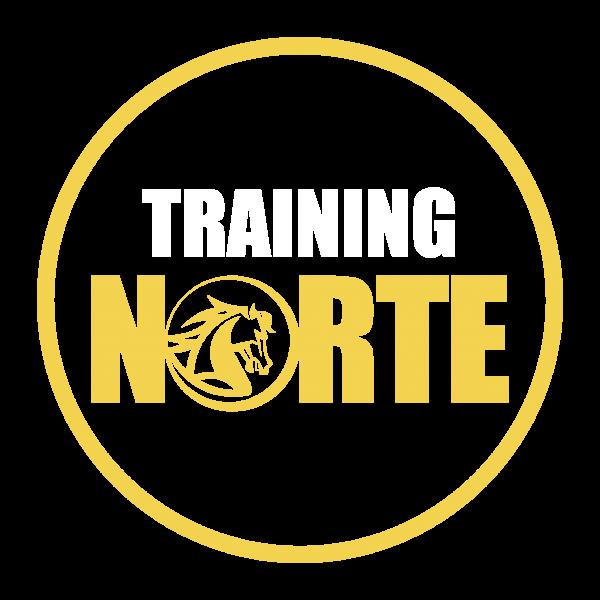 Logo Training Norte Blanco